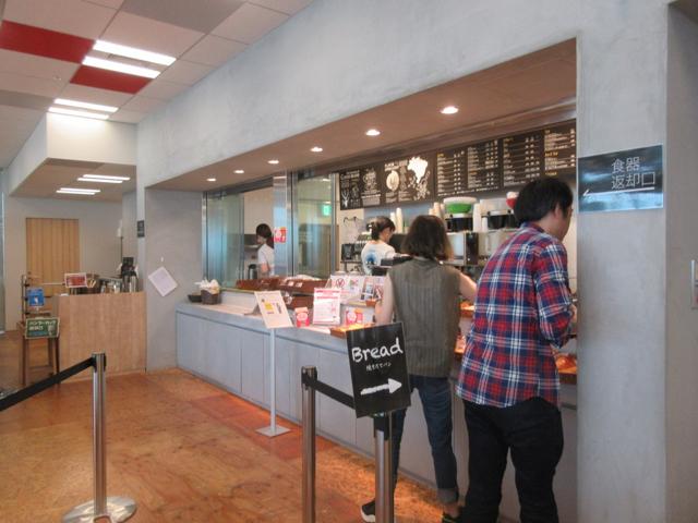 「LODGE/ロッジ」カフェ